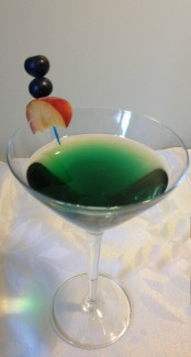 Stormy weather Martini